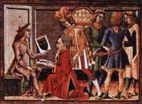 астрологическая консультация гравюра