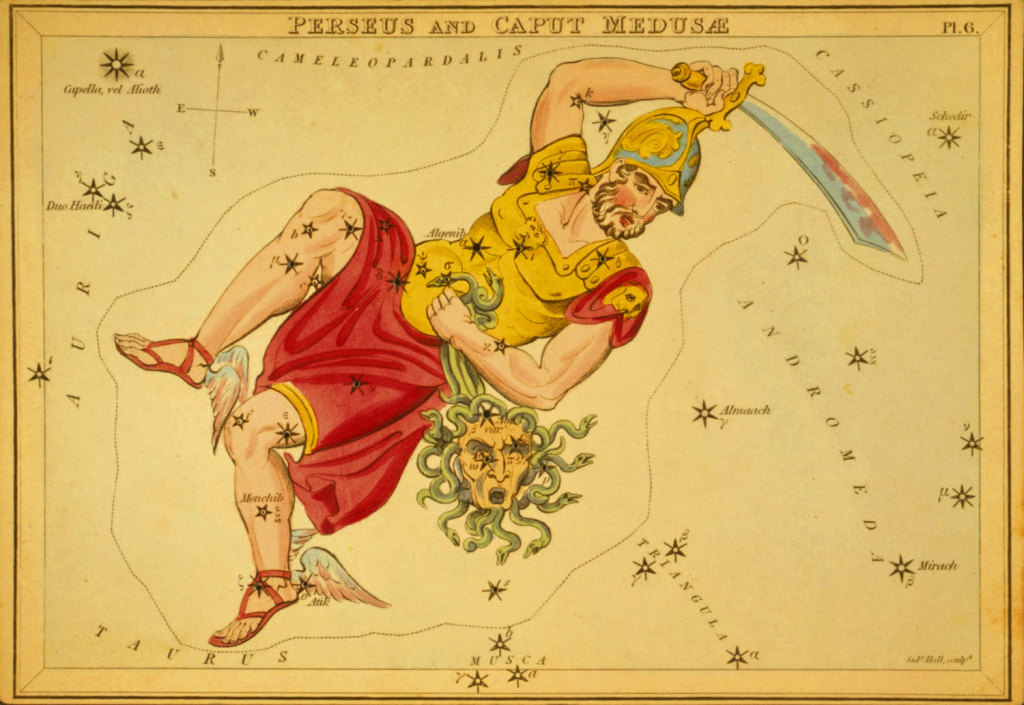 Персей и Голова Медузы