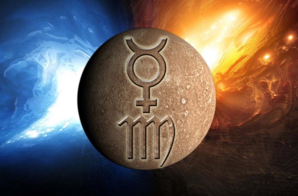 Символ Меркурия
