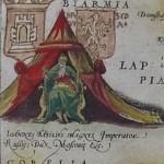 """Ivan IV Ortelius 1574 150x150 - """"Формула Души"""" .Применение метода к оценке совместимости карты государства и его правителя"""