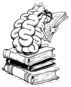 brain book 1 245x300 - Сатурн в аспекте к Меркурию