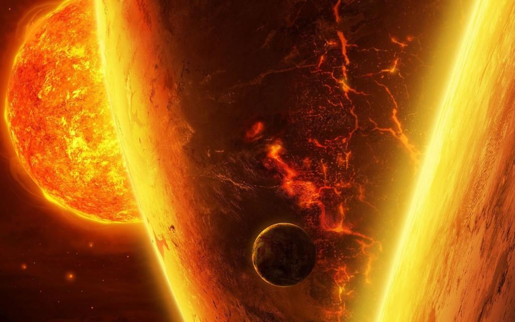 и планеты 1024x640 - Противоречивые взаимоотношения Меркурия и Луны
