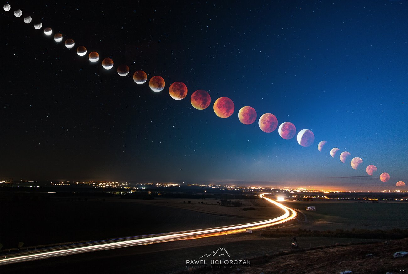 1443483286 335921519 - Лунное затмение и суперлуние. Теория вопроса
