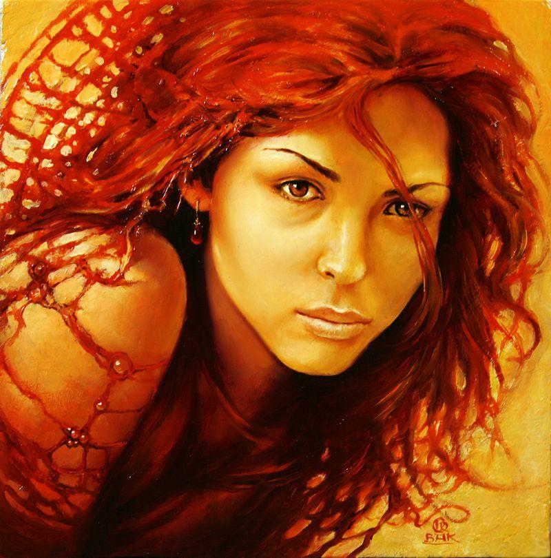 Венера в Огне