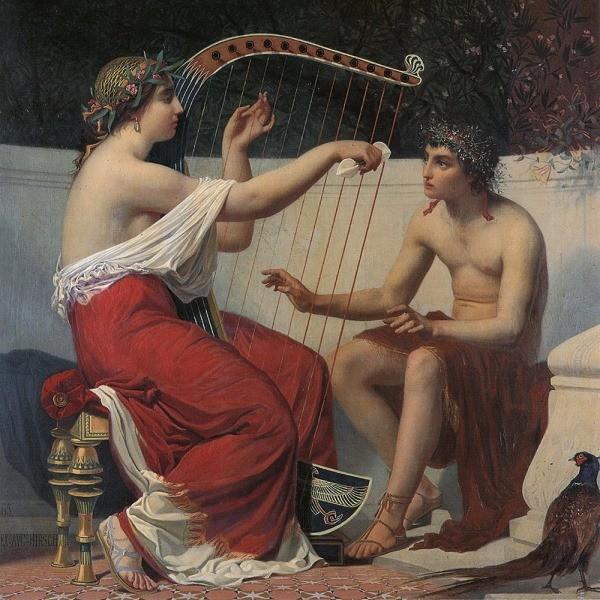 orfej i jevridika - Нептун в домах. Глава 11
