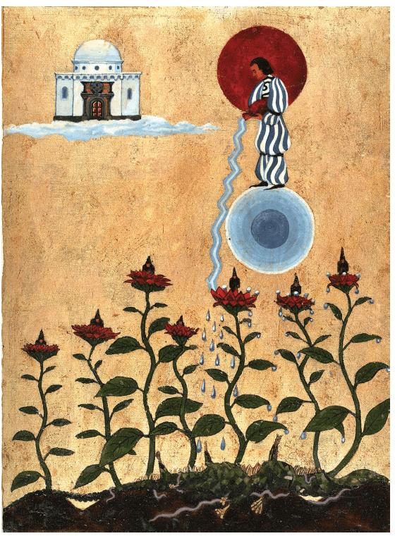 vodolej - Картины Liber Novus. Часть 2